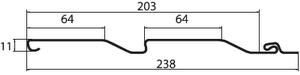 GL(корабельный3000)размеры