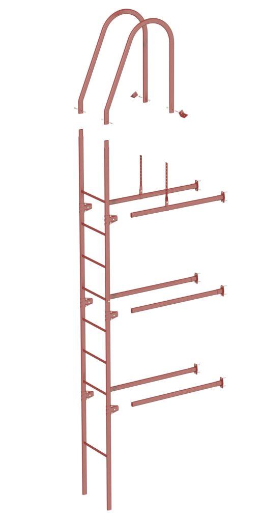 Borge(фасадная_лестница)вид